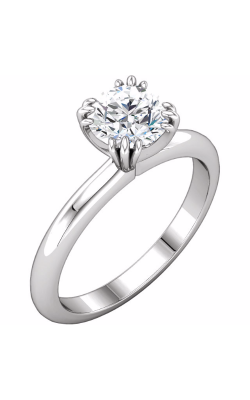 Princess Jewelers Collection Solitaire Engagement Ring 122424 product image