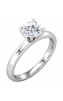 Princess Jewelers Collection Solitaire Engagement Ring 122423 product image