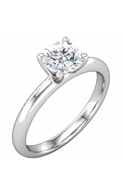 Sharif Essentials Collection Solitaire Engagement Ring 122422 product image