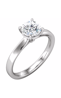 Sharif Essentials Collection Solitaire Engagement Ring 122414 product image