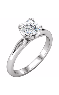 Sharif Essentials Collection Solitaire Engagement Ring 122421 product image