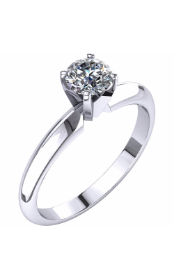Sharif Essentials Collection Solitaire Engagement Ring 140401L product image