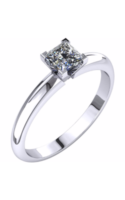 Princess Jewelers Collection Solitaire Engagement Ring 15720095 product image