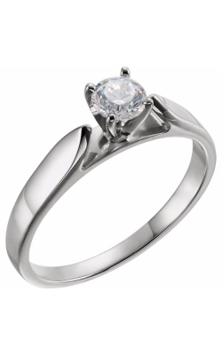 Stuller Solitaire Engagement ring 12022 product image