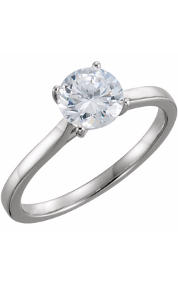 Princess Jewelers Collection Solitaire Engagement Ring 121855 product image
