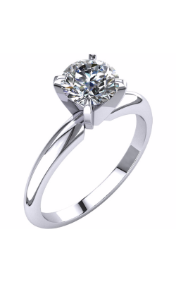 DC Solitaire Engagement Ring 170401 product image