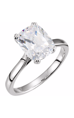 DC Solitaire Engagement Ring 121872 product image