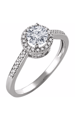 Stuller Halo Engagement ring 651842 product image