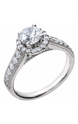 Stuller Halo Engagement ring 651716 product image