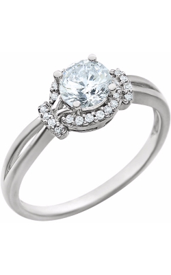 Stuller Halo Engagement ring 651772 product image