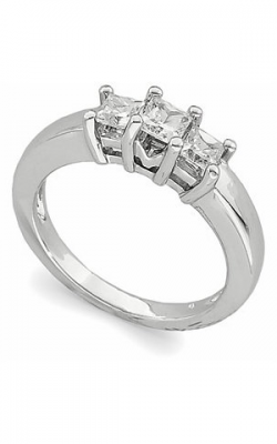 Stuller Three Stones Engagement Ring 62244 product image