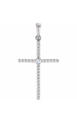 The Diamond Room Collection Religious and Symbolic Necklace R42330 product image