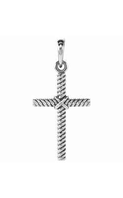 Fashion Jewelry By Mastercraft Religious And Symbolic Necklace R42327 product image