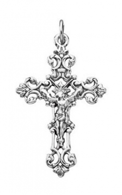 Fashion Jewelry By Mastercraft Religious And Symbolic Necklace R48029 product image