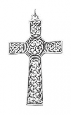 Fashion Jewelry By Mastercraft Religious And Symbolic Necklace R48025 product image