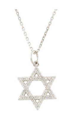The Diamond Room Collection Religious And Symbolic Necklace R45253D product image