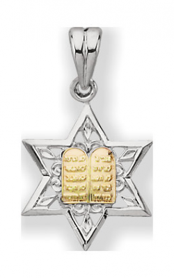 Fashion Jewelry By Mastercraft Religious And Symbolic Necklace R42267 product image