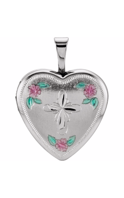 Fashion Jewelry By Mastercraft Religious And Symbolic Necklace R41637 product image