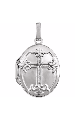 Fashion Jewelry By Mastercraft Religious And Symbolic Necklace 86157 product image