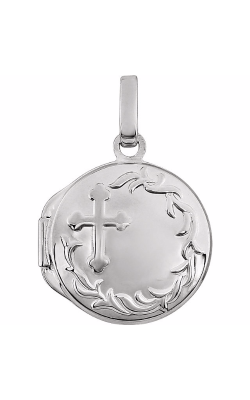 Stuller Religious and Symbolic Necklace 86156 product image