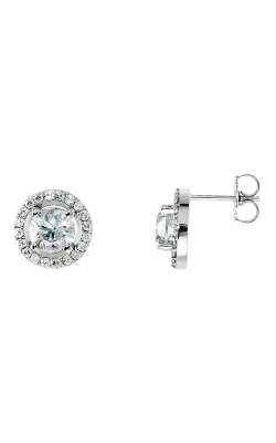 Fashion Jewelry By Mastercraft Diamond Earring 28308 product image
