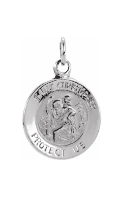 Fashion Jewelry By Mastercraft Religious And Symbolic Necklace R5024 product image