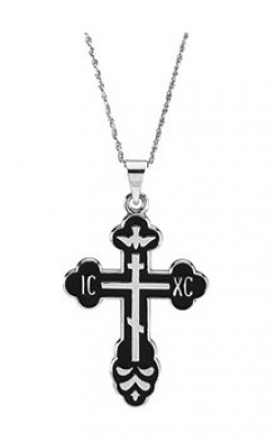Fashion Jewelry By Mastercraft Religious And Symbolic Necklace R41432 product image
