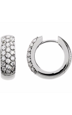 Fashion Jewelry By Mastercraft Diamond Earring 67150 product image