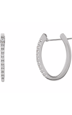 Fashion Jewelry By Mastercraft Diamond Earring 61494 product image