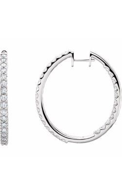 Stuller Diamond Fashion Earring 61378 product image