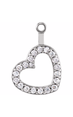 Stuller Diamond Fashion Earring 85846 product image