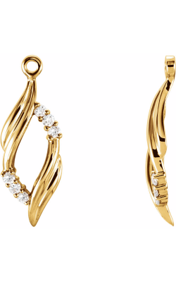 Stuller Diamond Fashion Earring 60867 product image