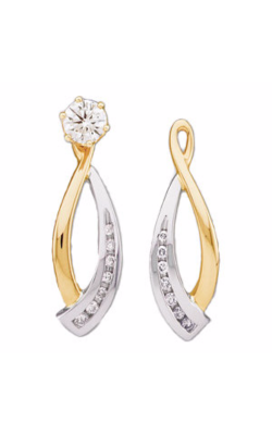 Fashion Jewelry By Mastercraft Diamond Earring 61385 product image