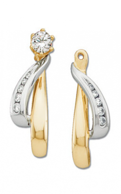 Fashion Jewelry By Mastercraft Diamond Earring 61384 product image