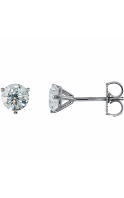 Fashion Jewelry By Mastercraft Diamond Earring 66233 product image