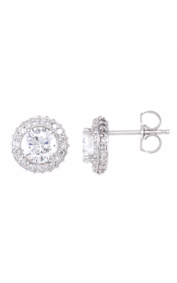 Fashion Jewelry By Mastercraft Diamond Earring 68602 product image