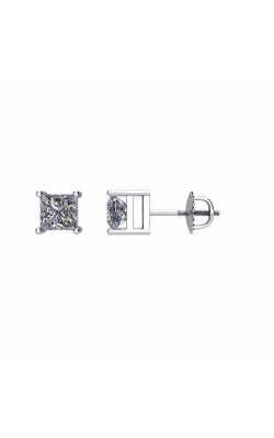 Fashion Jewelry By Mastercraft Diamond Earring 66232 product image