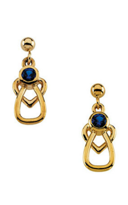 Stuller Religious And Symbolic Earrings R16561 product image