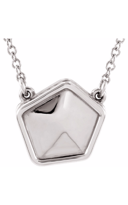Stuller Metal Necklace 85935 product image
