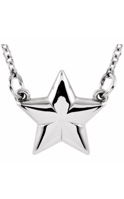 Stuller Metal Necklace 85931 product image
