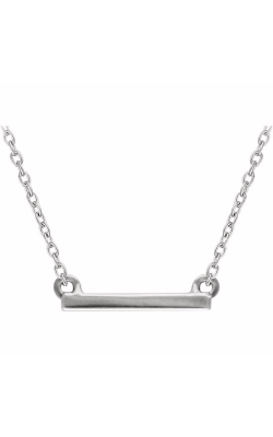 Stuller Metal Necklace 651950 product image