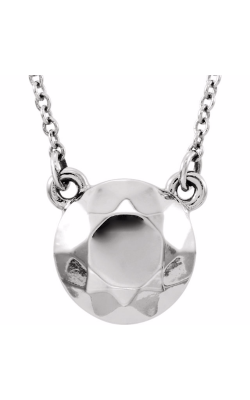 Stuller Metal Necklace 86232 product image