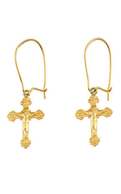 Princess Jewelers Collection Religious And Symbolic Earring R16519 product image