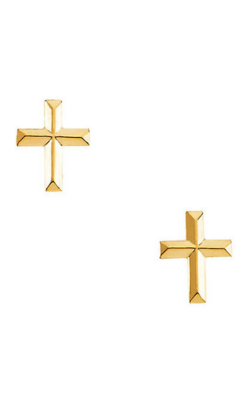 Fashion Jewelry By Mastercraft Religious And Symbolic Earring R16503 product image