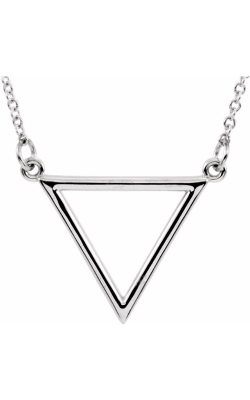 Stuller Metal Necklace 85872 product image