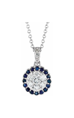 Princess Jewelers Collection Gemstone Necklace 652015 product image