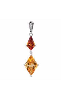 Princess Jewelers Collection Gemstone Necklace 69631 product image