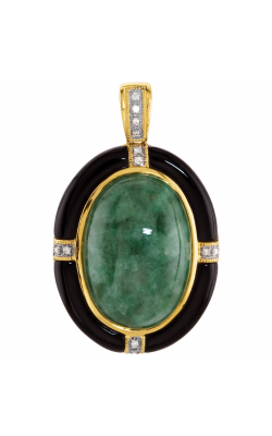 Princess Jewelers Collection Gemstone Necklace 69732 product image