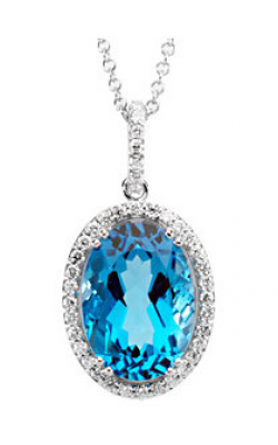 Princess Jewelers Collection Gemstone Necklace 67066 product image