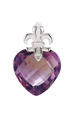 Princess Jewelers Collection Gemstone Necklace 68025 product image